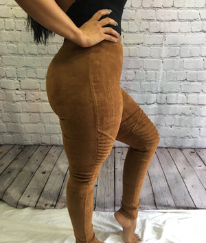 Everly Suede Bottoms