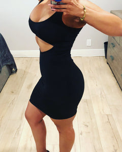 Kiki Cutout Dress