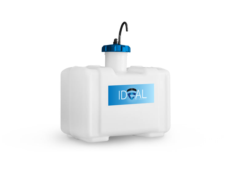IDEAL EZ Touch Portable Hand Sanitizer Dispenser - STS-1