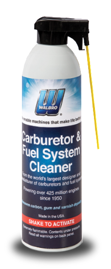 Carburetor & fuel system cleaner