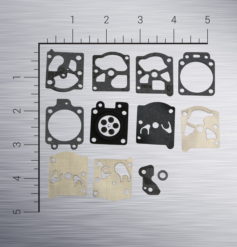 [D11-WYL] Gasket/Diaphragm Repair Kit