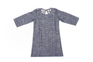 Birch Indigo Dress
