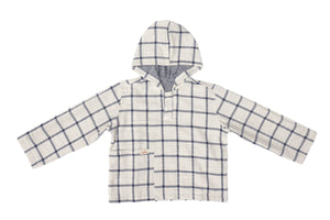 Hemlock Checks Reversible Sweatshirt