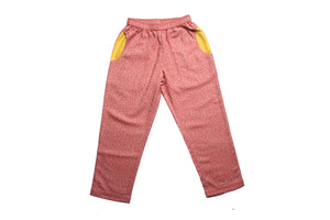 Handwoven Organic Cotton Pants