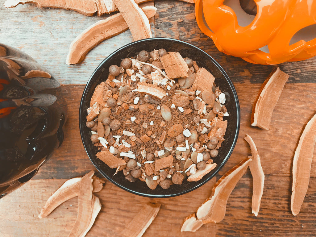 The Headless Horseman - Pumpkin Spice Herbal Coffee Substitute