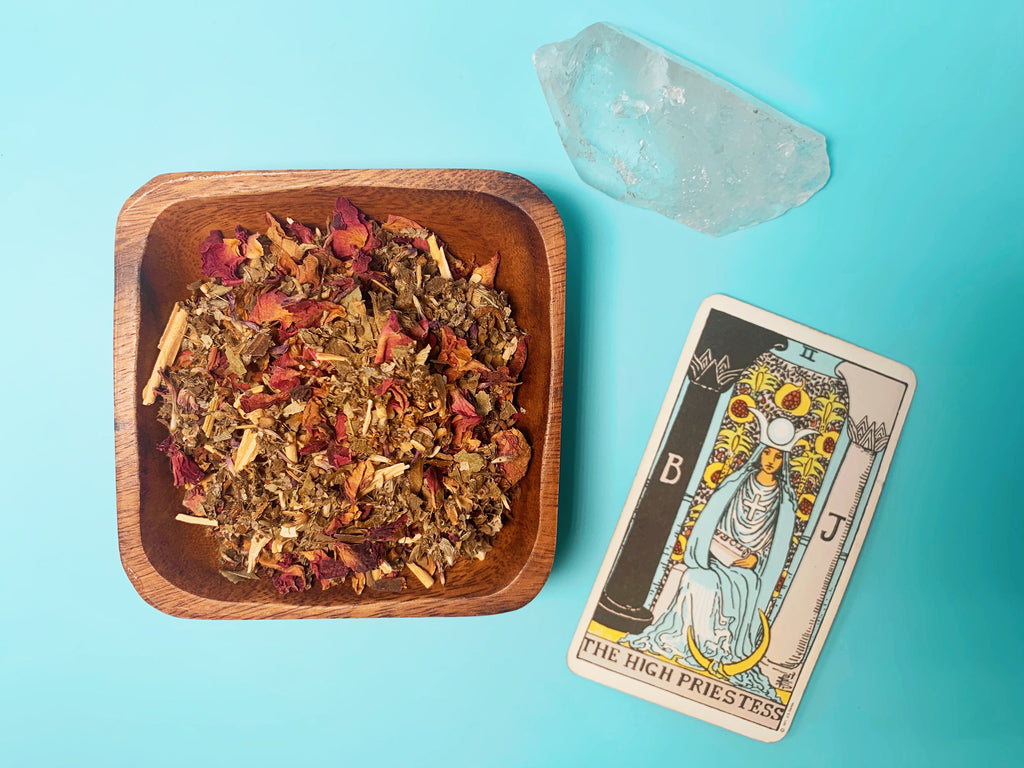 The High Priestess - Tarot Inspired Tea