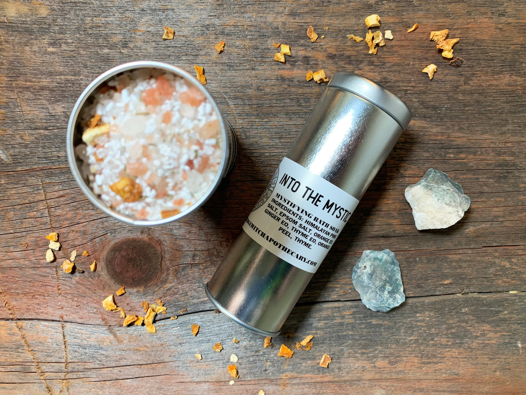 INTO THE MYSTIC - MYSTIFYING BATH SOAK