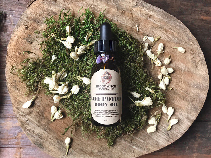Life Potion Body Oil