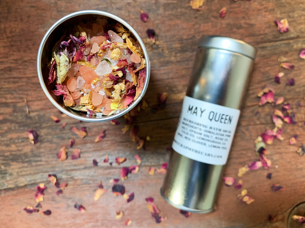 MAY QUEEN - REFRESHING BATH SOAK
