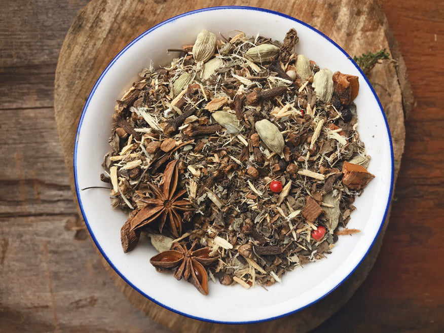 House Of The Rising Sun - Herbal Chai Tea