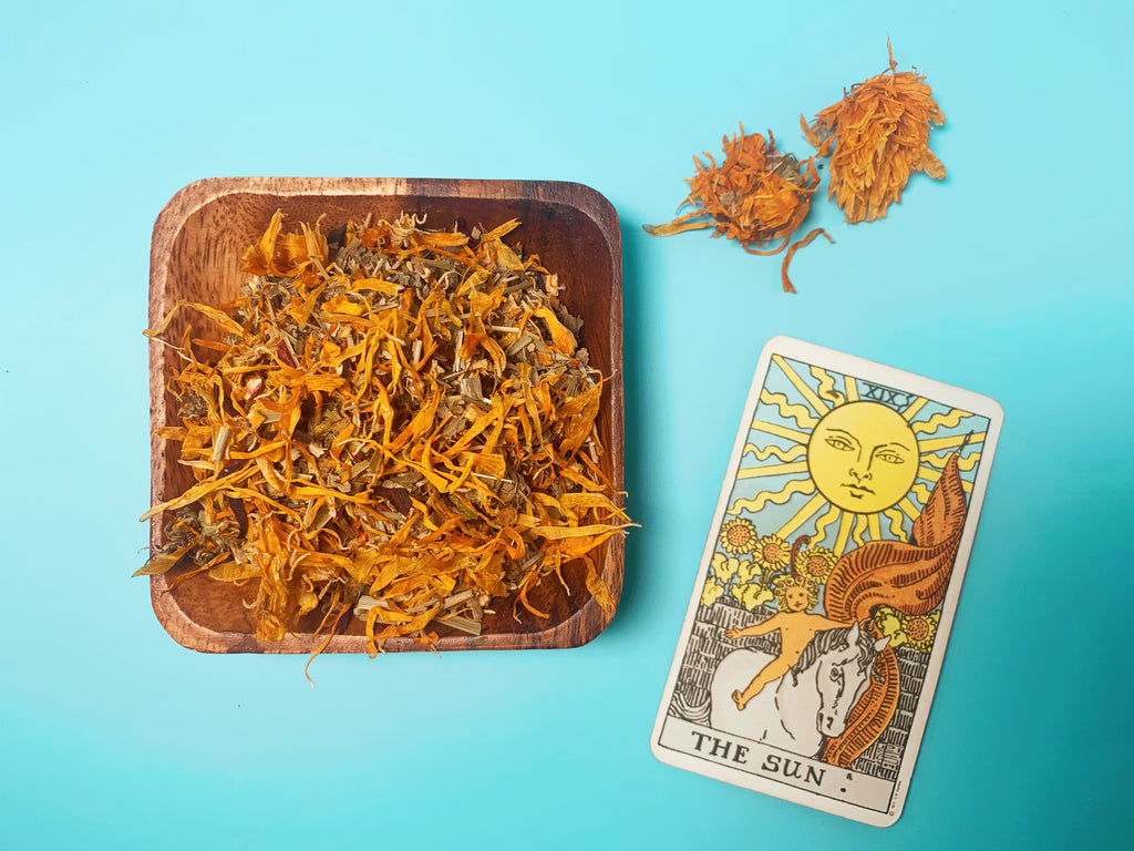 The Sun - Tarot Inspired Tea
