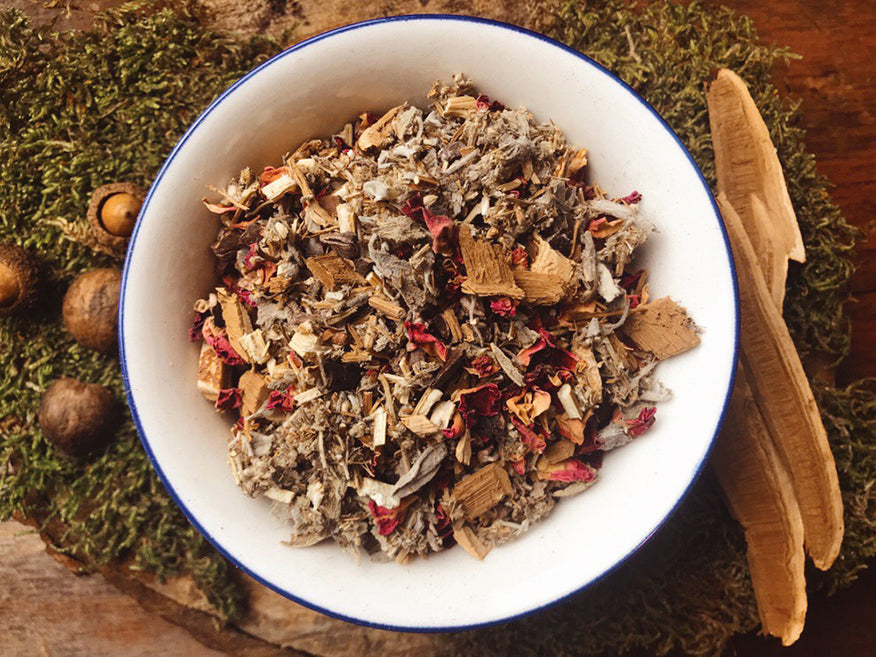 Meet Me In The Woods - Earth Element Tea