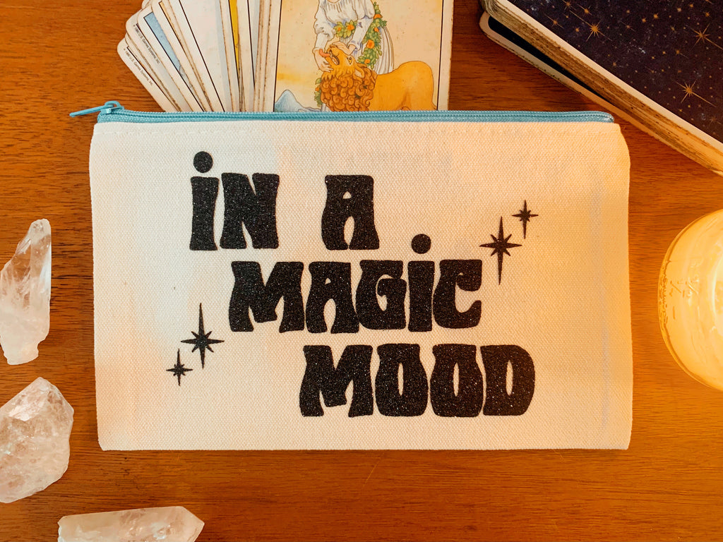 """Magic Mood"" Tarot Bag"