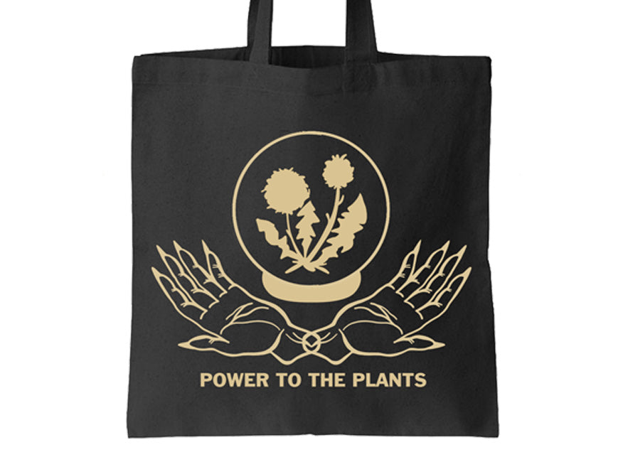 Plant Hands Tote Bag
