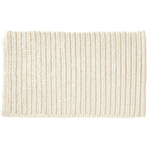 AkQuarel Bathroom Mats 60x100 / Bone CENO | Bath Mat & Rug