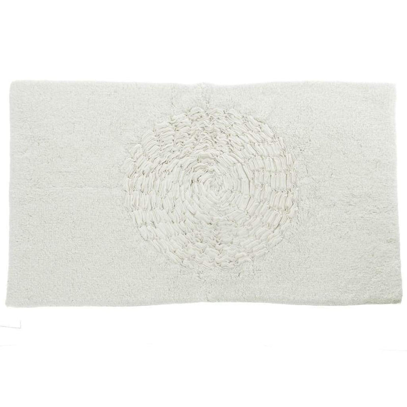 AkQuarel Bathroom Mats White / S FLORO | Bath Mat & Rug