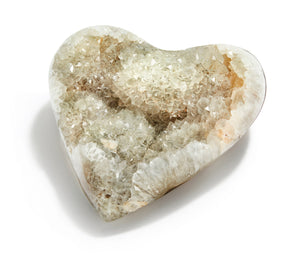 Anna by RabLabs Crystal object Heart Shaped Crystal Object