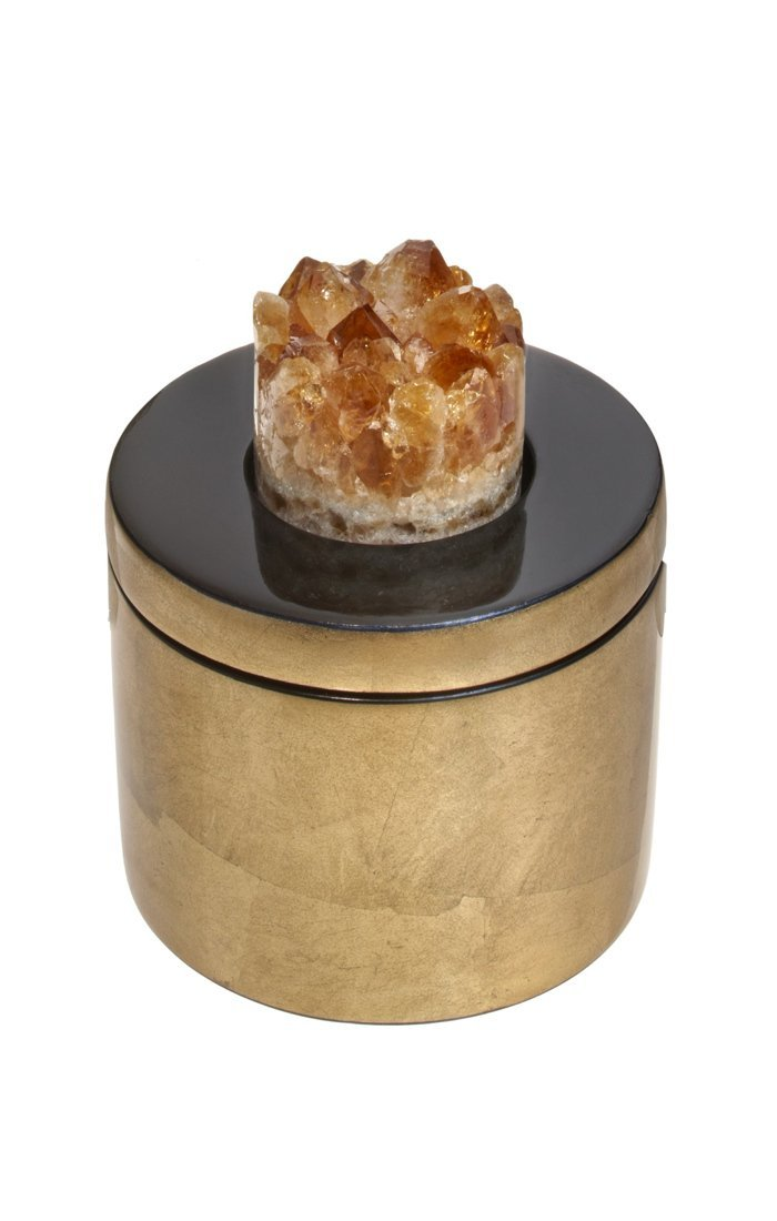 Anna by RabLabs Jewelry Box CITRINE JEWELRY BOX
