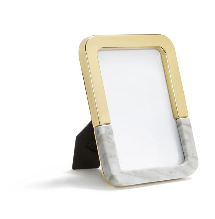 Anna by RabLabs Picture Frame Carrara Gold Picture Frame