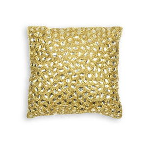 Aviva Pillow JEWEL IN GOLD