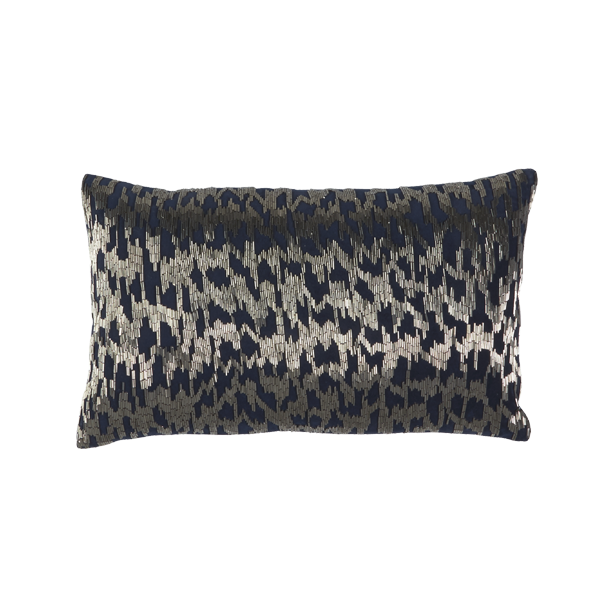 Callisto Pillow NAVY BUGLE