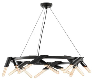 Currey & Company Chandelier Luciole Chandelier
