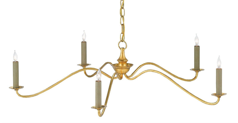 Currey & Company Chandelier VALAIS CHANDELIER
