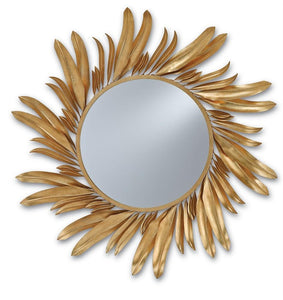 Currey & Company Decor FOLIUM MIRROR