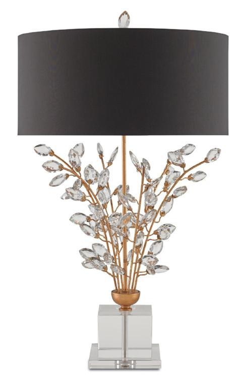 Currey U0026 Company Table Lamp FORGET ME NOT TABLE LAMP