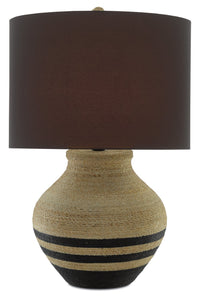 Currey & Company Table Lamp Higel Table Lamp