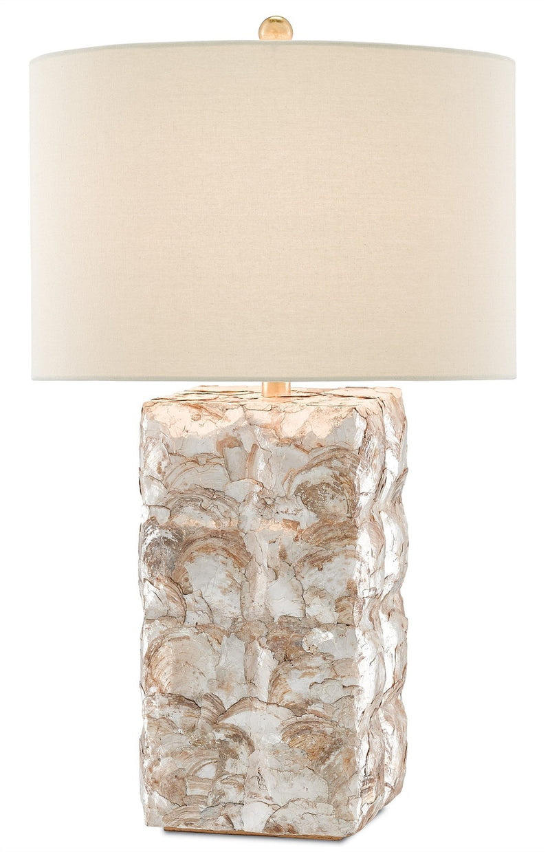 Currey & Company Table Lamp La Peregrina Table Lamp