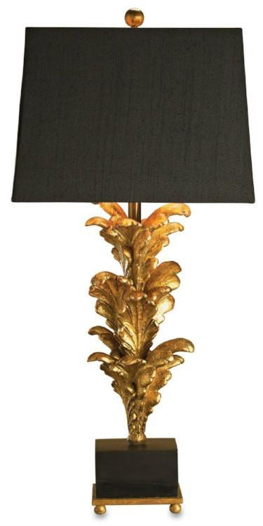 Currey & Company Table Lamp RENAISSANCE TABLE LAMP