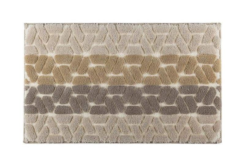 "Graccioza Bathroom Mats 20""x31"" Dakar Bath Rug"