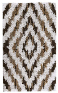 "Graccioza Bathroom Mats 20""x31"" Ikat 