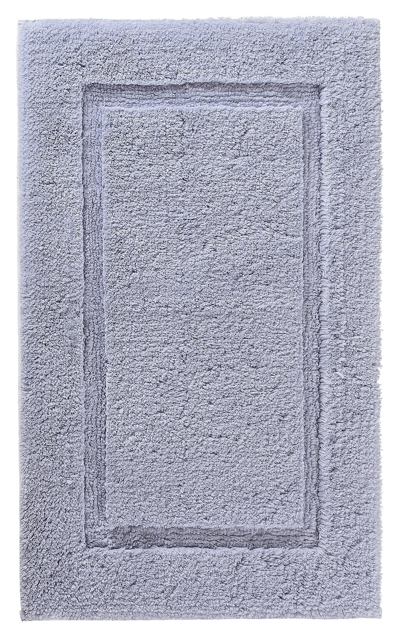 Graccioza Bathroom Mats 20x31 / Baby Blue PRESTIGE BATH RUG IN