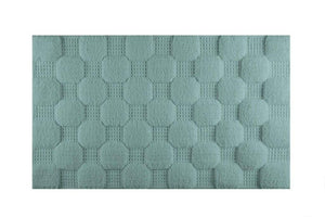 Graccioza Bathroom Mats 20x31 / Baltic Chess | Bath Mats & Rugs
