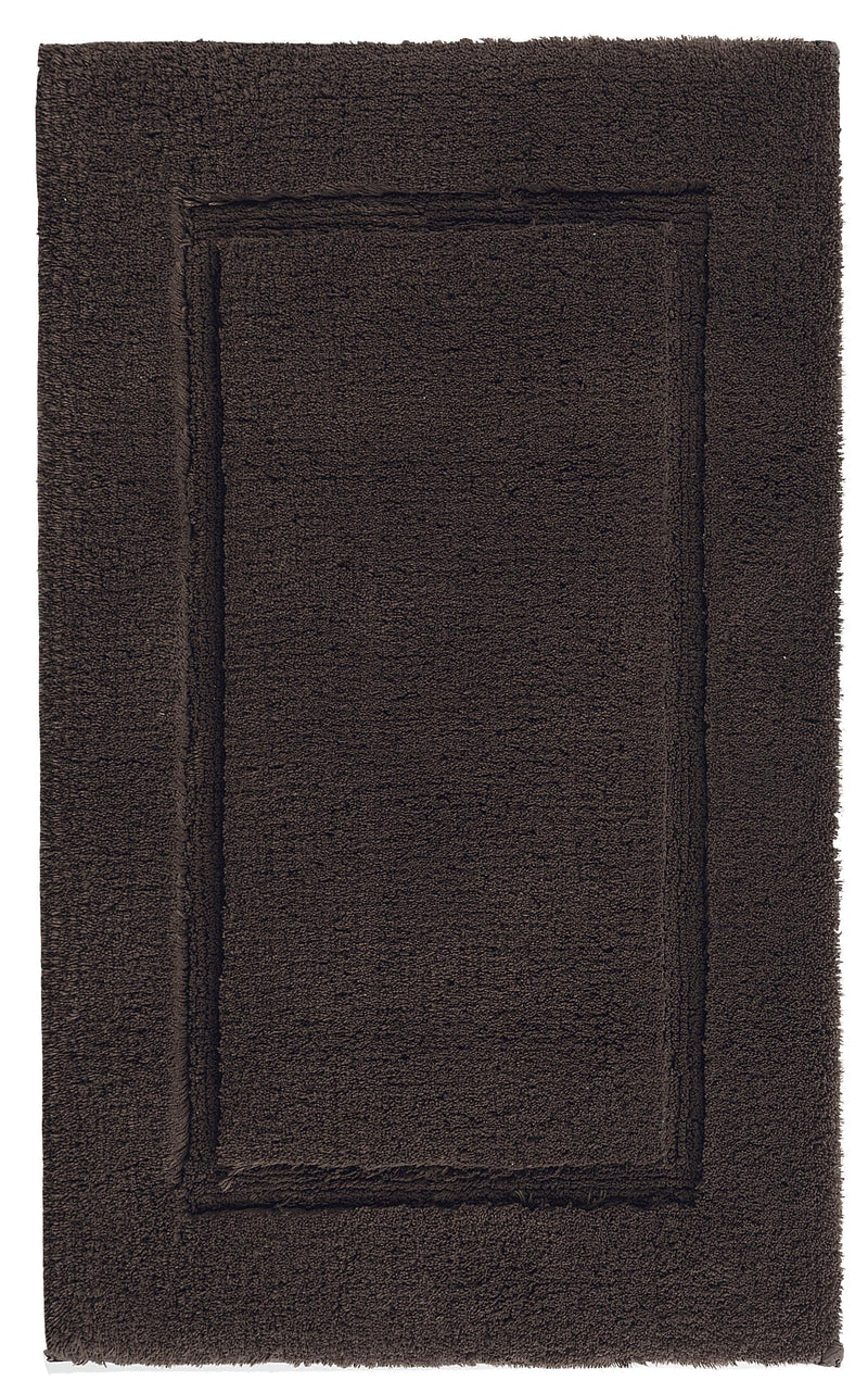 Graccioza Bathroom Mats 20x31 / Chocolate Chocolate | Prestige Bath Rug