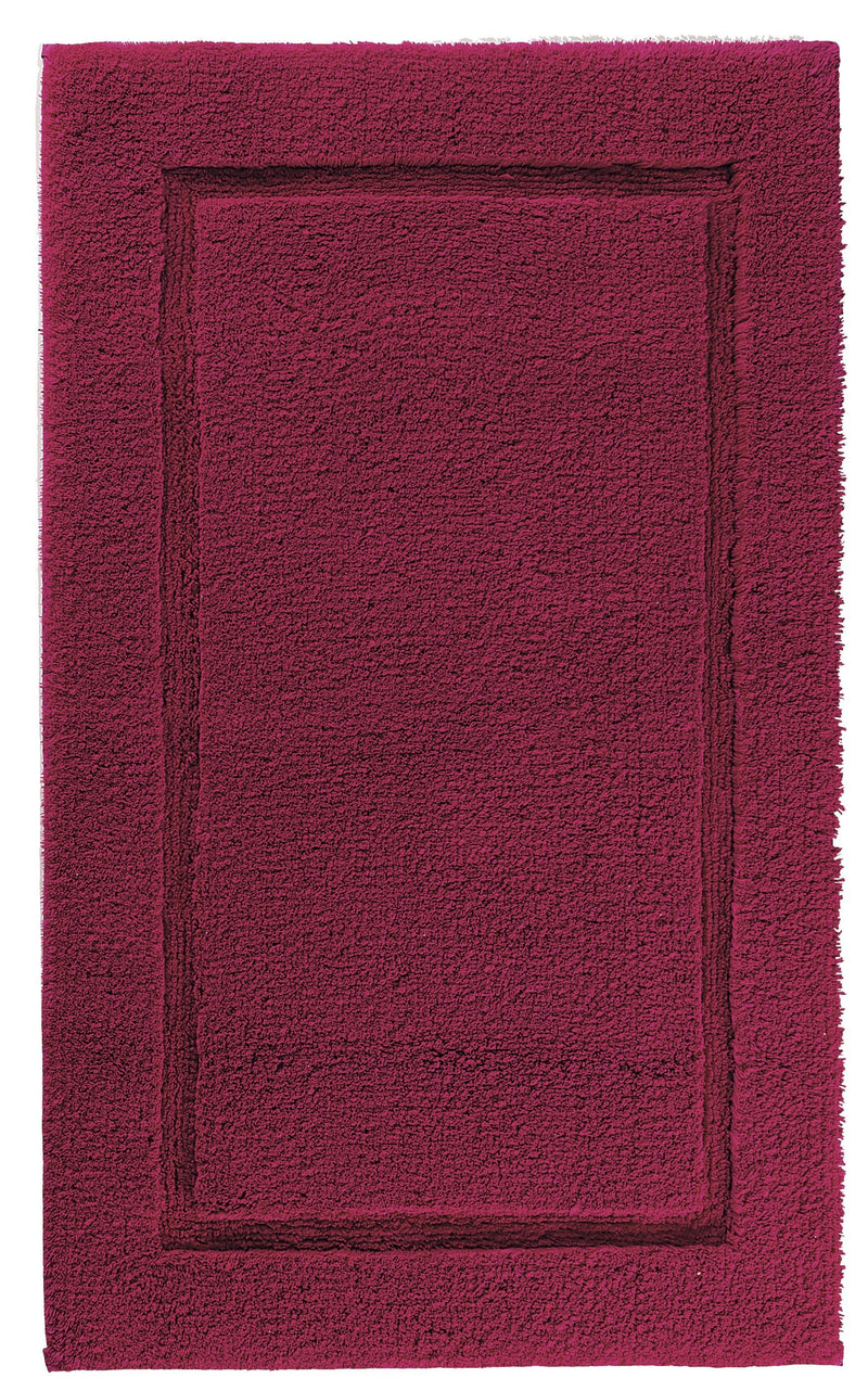 Graccioza Bathroom Mats 20x31 / Fuchsia PRESTIGE BATH RUG IN