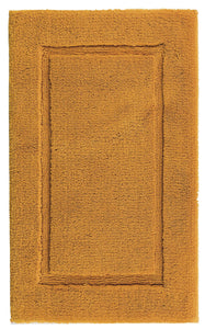 Graccioza Bathroom Mats 20x31 / Golden PRESTIGE BATH RUG IN