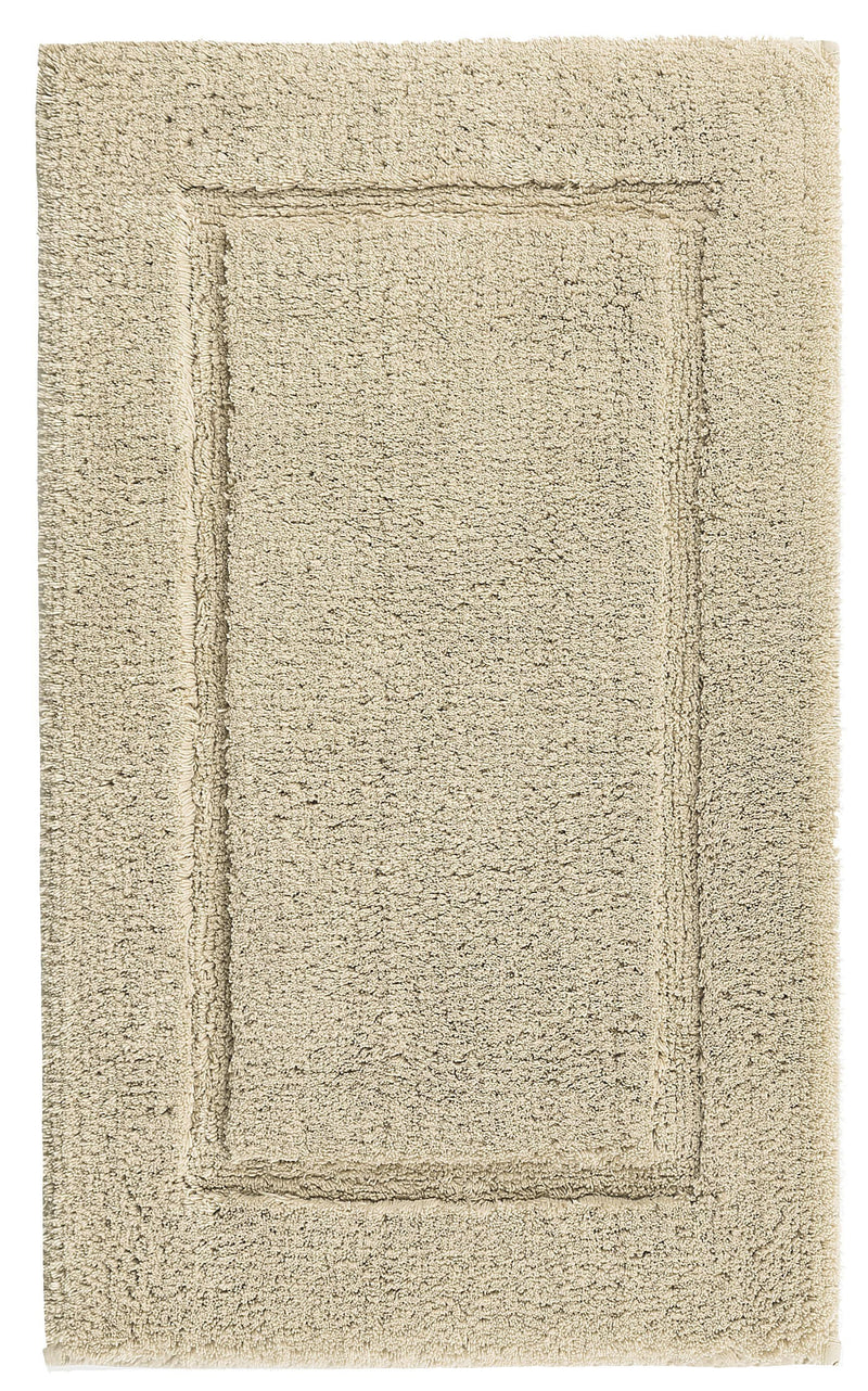 Graccioza Bathroom Mats 20x31 / Linen PRESTIGE BATH RUG IN
