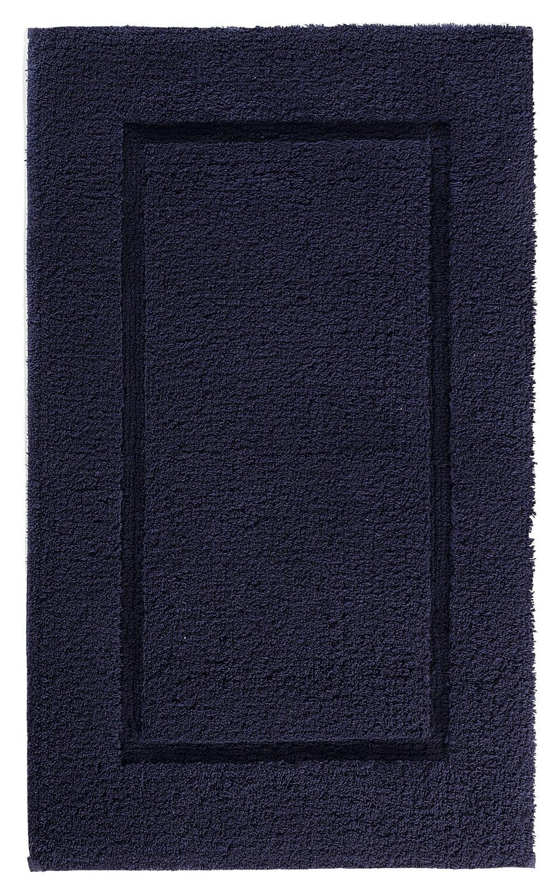 Graccioza Bathroom Mats 20x31 / Navy NAVY | PRESTIGE BATH RUG