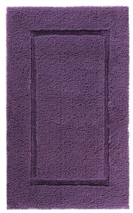 Graccioza Bathroom Mats 20x31 / Purple PRESTIGE BATH RUG IN