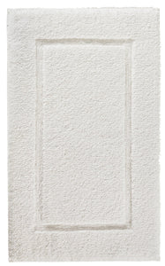 Graccioza Bathroom Mats 20x31 / White WHITE | PRESTIGE BATH RUG