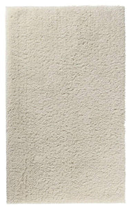"Graccioza Bathroom Mats Natural / 24""x39"" Purity Bath Rug"