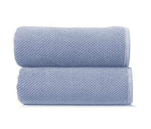 Graccioza Bathroom Towels Baby Blue / Washcloth Bee Waffle | Towels