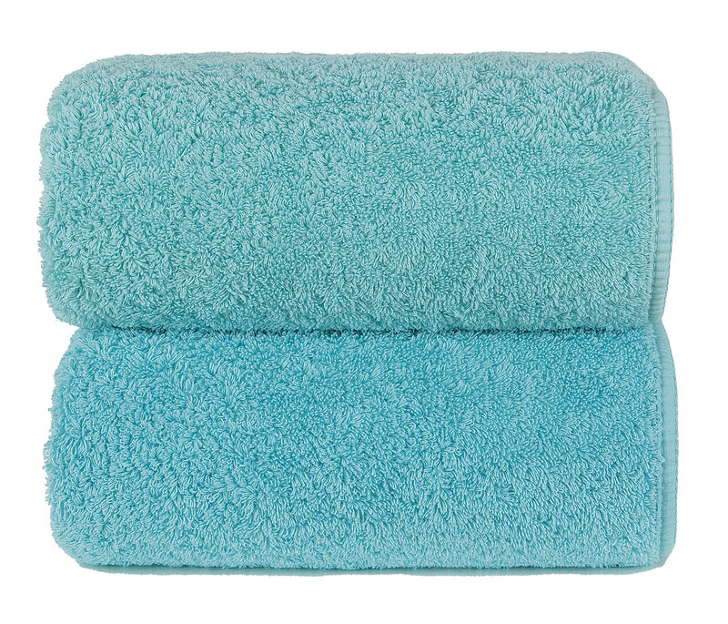 Graccioza Bathroom Towels Glove / Aruba HERITAGE LONG DOUBLE LOOP TOWEL