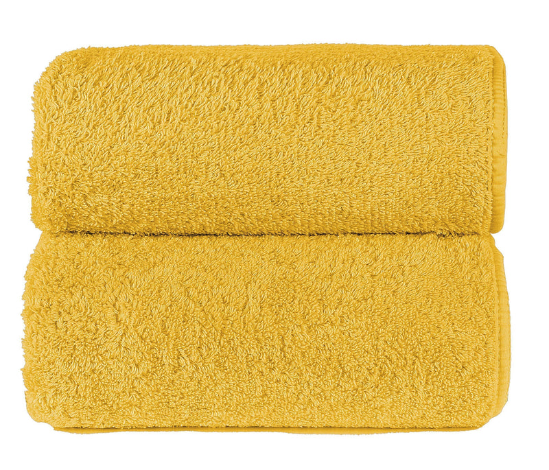 Graccioza Bathroom Towels Glove / Sun SUN | HERITAGE LONG DOUBLE LOOP TOWEL