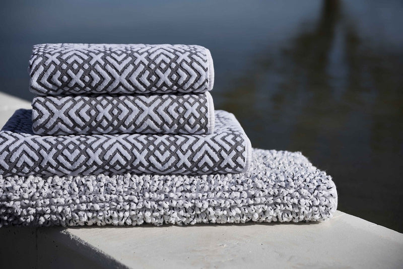 Graccioza Bathroom Towels guest towel GRAFICO | TOWELS