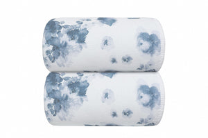 Graccioza Bathroom Towels Washcloth / Blue Bella Toalha Cotton Towels