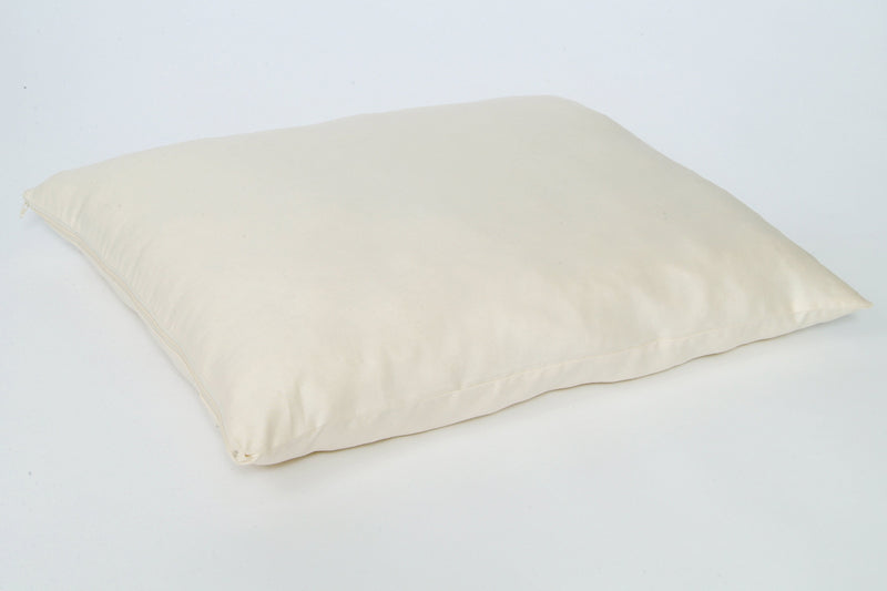 Holy Lamb Organics Bed Pillows WOOL DOWN PILLOW